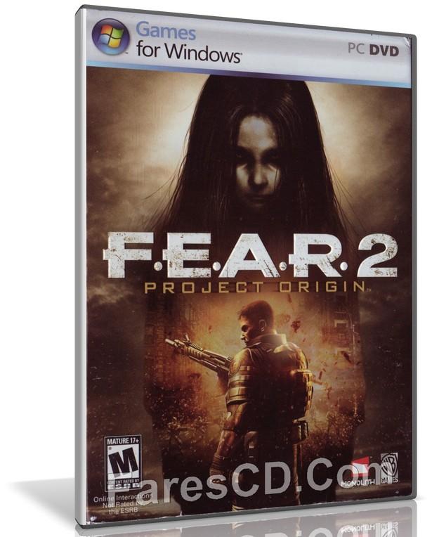 لعبة الأكشن والرعب | F.E.A.R. 2 Project Origin