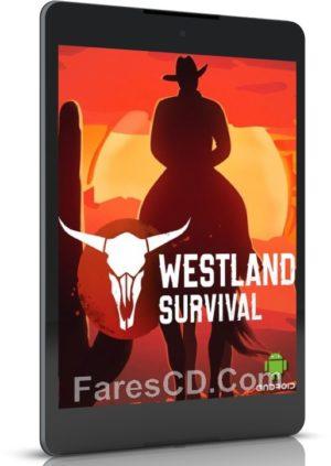 لعبة المغامرات | Westland Survival v0.17.2 | للأندرويد