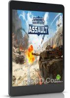 لعبة حرب الدبابات |  Armored Warfare Assault | للأندرويد
