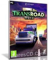 لعبة قيادة الشاحنات 2018 | TransRoad USA