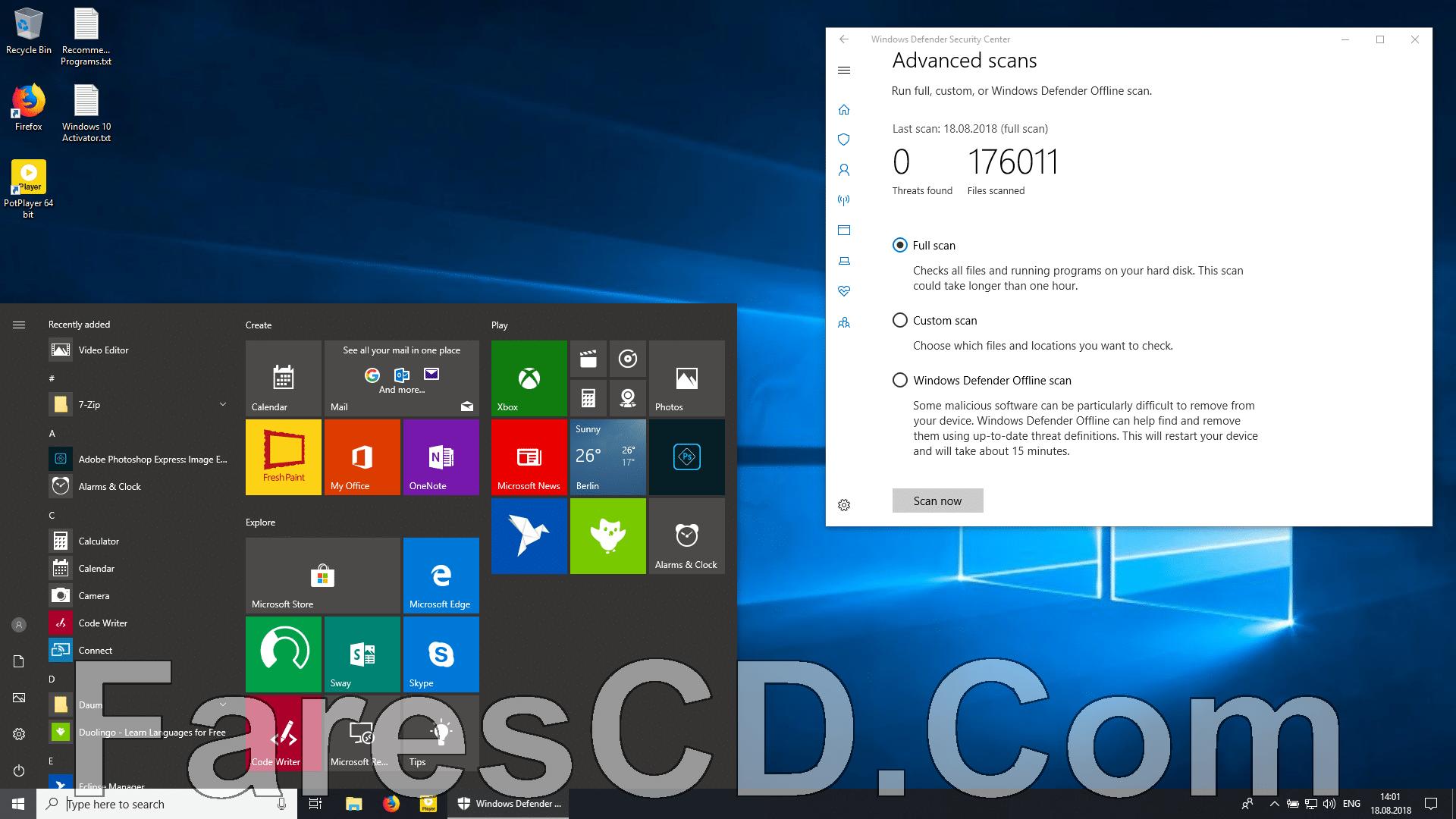 ويندوز 10 المطور | Windows 10 Enterprise Integral