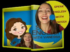 اسطوانة كورس انجليزى   Speak English With Vanessa
