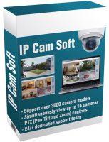 برنامج التحكم فى كاميرات المراقبة | IP Cam Soft Basic 1.0.2.3