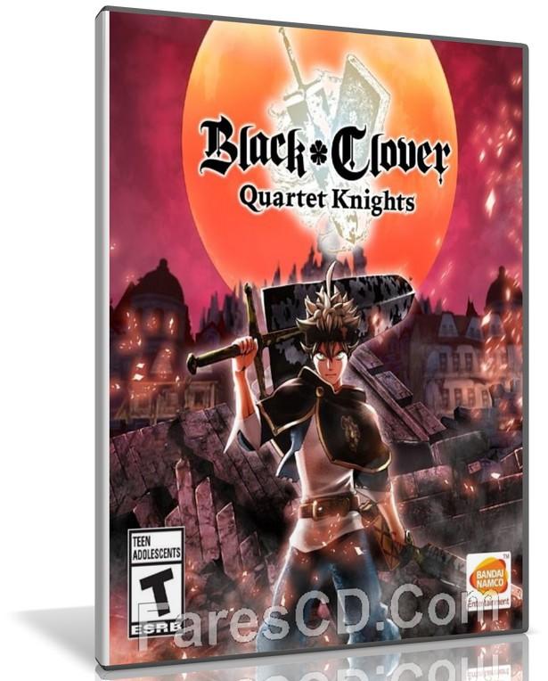 لعبة الأكشن والقتال | BLACK CLOVER QUARTET KNIGHTS