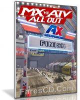 لعبة السباقات الرهيبة | MX vs ATV All Out 2018 AMA Arenacross