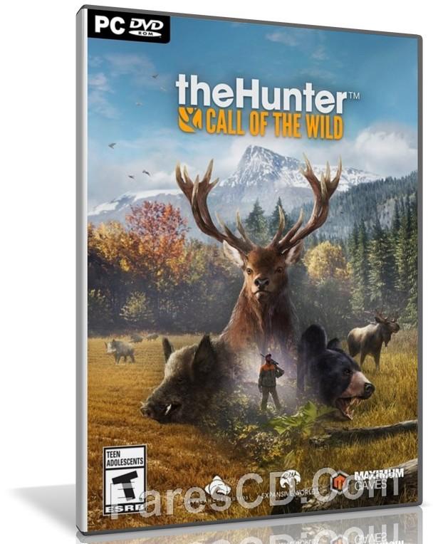 لعبة الصيد 2018 | theHunter Call of the Wild - Vurhonga Savanna