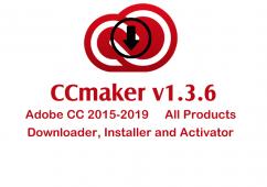 أداة تفعيل جميع منتجات أدوبى 2019 | CCMaker v1.3.6 for Adobe