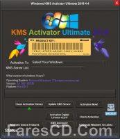 إصدار جديد من أداة تفعيل الويندوز والأوفيس | Windows KMS Activator Ultimate 2019 4.4