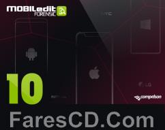 برنامج التحكم الكامل فى الهواتف الذكية | MOBILedit! Forensic 10.0.0.24883