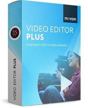 برنامج تحرير ومونتاج الفيديو | Movavi Video Editor Plus 22.00