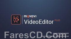برنامج تحرير ومونتاج الفيديو | Movavi Video Editor Plus 15.0.0