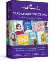 برنامج تصميم الكروت الشخصية | Hallmark Card Studio 2019 Deluxe 20.0.0.9