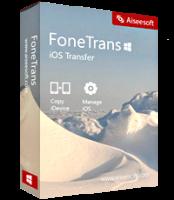 برنامج نقل الملفات من الايفون للكومبيوتر | Aiseesoft FoneTrans 8.3.60