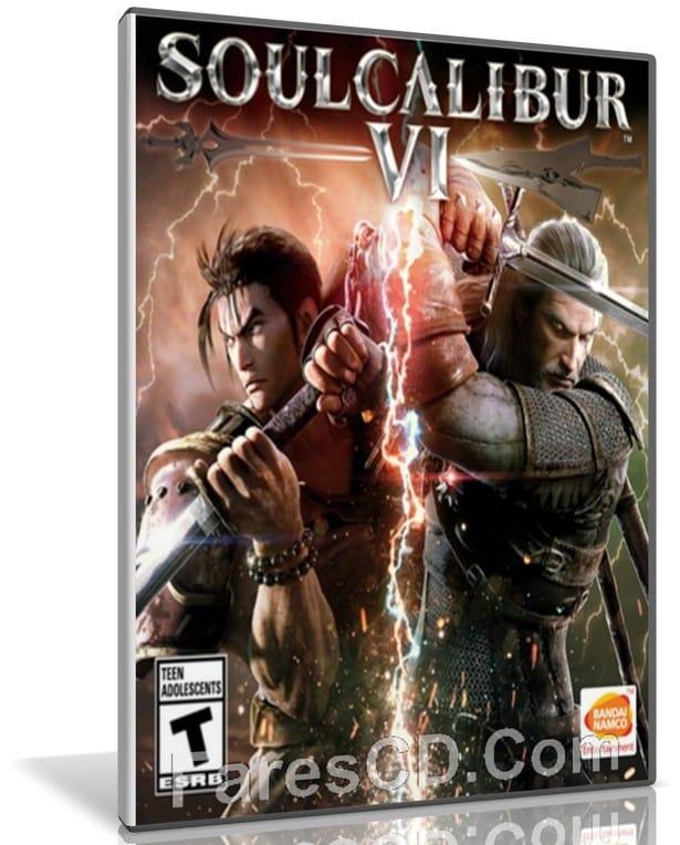 لعبة الأكشن والقتال 2019 | SOULCALIBUR VI