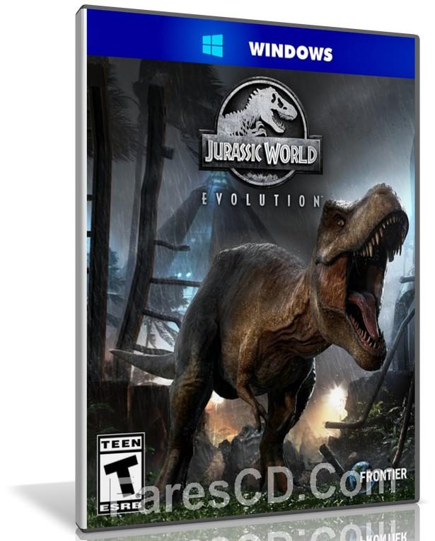 لعبة الديناصورات | Jurassic World Evolution Digital Deluxe Edition
