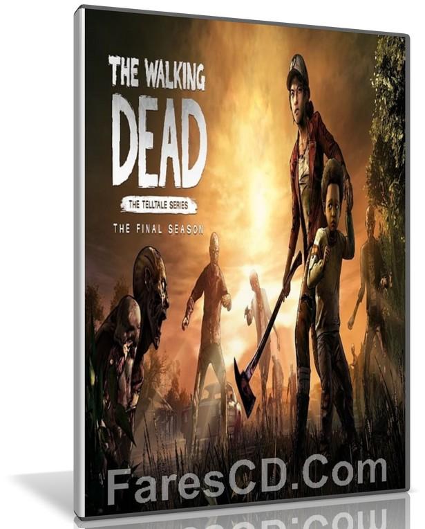 لعبة الرعب الشهيرة | The Walking Dead The Final Season Episode 2