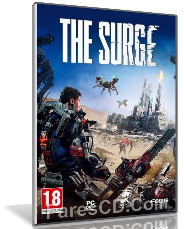 لعبة القتال والأكشن | The Surge Complete Edition