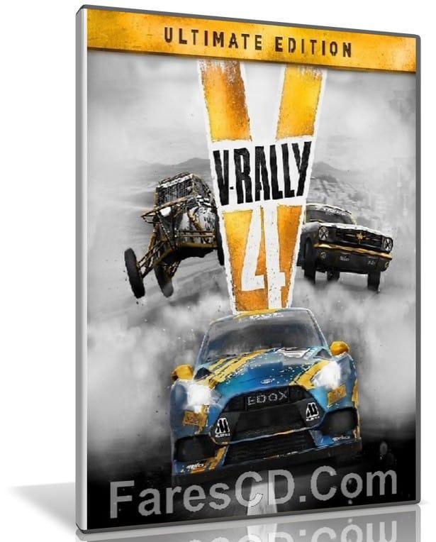 لعبة سباق السيارات   V-Rally 4 Ultimate Edition