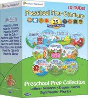 كورس تعليم الإنجليزية للأطفال | PreSchool Prep | كامل بالفيديو