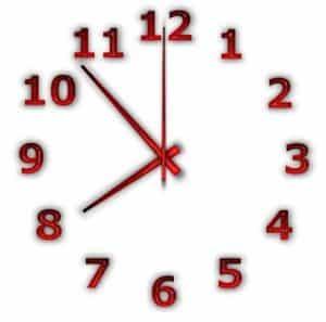 أداة عمل ساعة حائط للديسكتوب   TheAeroClock 7.21