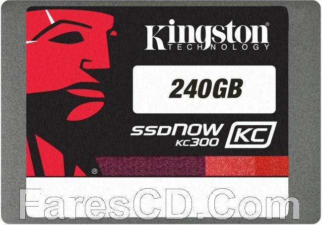 برنامج إدارة ومراقبة هاردات إس إس دى | Kingston SSD Manager