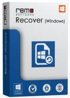 برنامج استرجاع الملفات المحذوفة   Remo Recover Windows 5.0.0.22