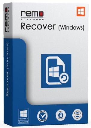 برنامج استرجاع الملفات المحذوفة   Remo Recover Windows .