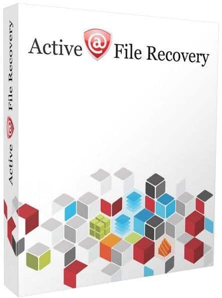 برنامج استعادة الملفات المحذوفة   Active@ File Recovery