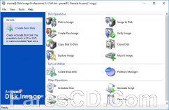 برنامج النسخ الإحتياطى | Active Disk Image Professional 9.1.4
