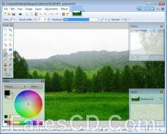 برنامج تحرير الصور المجانى | Paint.NET 4.1.4