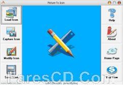 برنامج تحويل الصور إلى ايقونات | Picture To Icon 3.x
