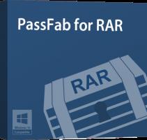 برنامج تخطى كلمة السر للملفات المضغوطة | PassFab for RAR 9.3.3