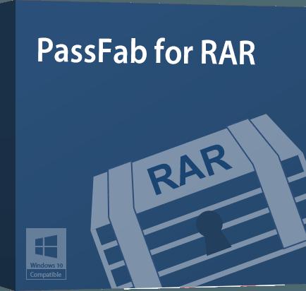 برنامج تخطى كلمة السر للملفات المضغوطة | PassFab for RAR