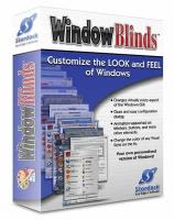برنامج تغيير شكل الويندوز | Stardock WindowBlinds 10.74