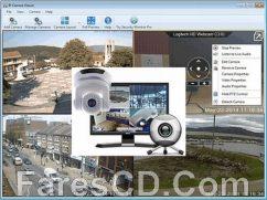 برنامج مشاهدة وإدارة كاميرات المراقبة | IP Camera Viewer 4.0.7