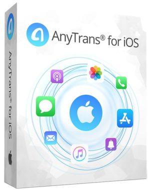برنامج نقل البيانات والملفات لهواتف أيفون   AnyTrans for iOS 8.8.2.202010610