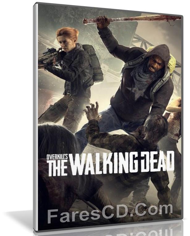 لعبة الاكشن والرعب | OVERKILLs The Walking Dead 2019