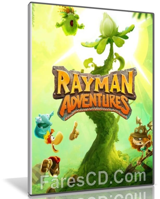 لعبة المغامرات الرائعة | Rayman Adventures | للأندرويد