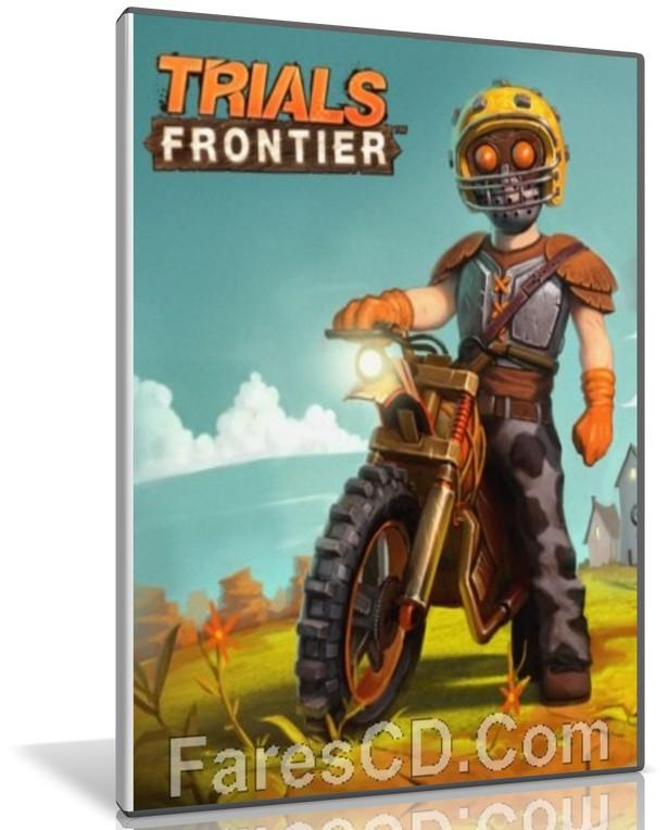 لعبة سباق الموتوسيكلات للأندرويد | Trials Frontier MOD