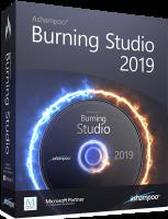 النسخة المجانية من عملاق نسخ الاسطوانات | Ashampoo Burning Studio 2019 v1.20.2