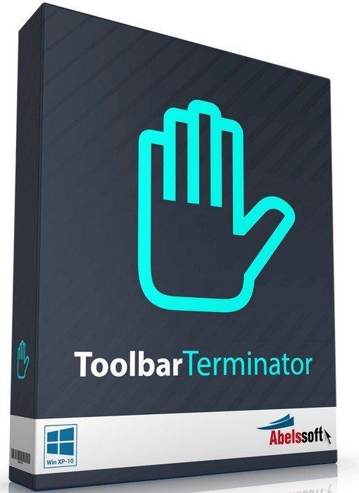 برنامج إزالة التولبار للمتصفحات | Abelssoft ToolbarTerminator