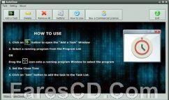 برنامج إغلاق الكومبيوتر فى وقت محدد | AutoClose 2.2.0.0