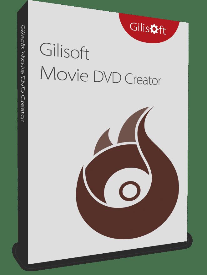 برنامج إنشاء ونسخ اسطوانات الفيديو | GiliSoft Movie DVD Creator