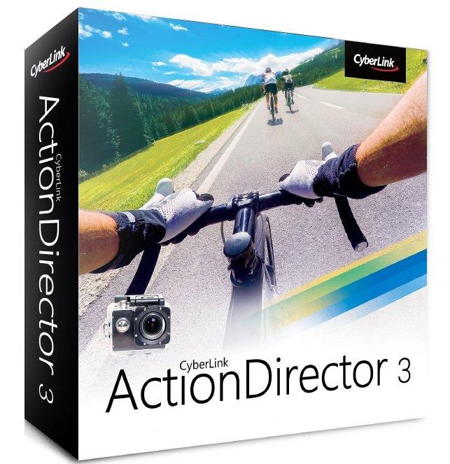 برنامج تحرير الفيديو المميز | CyberLink ActionDirector Ultra
