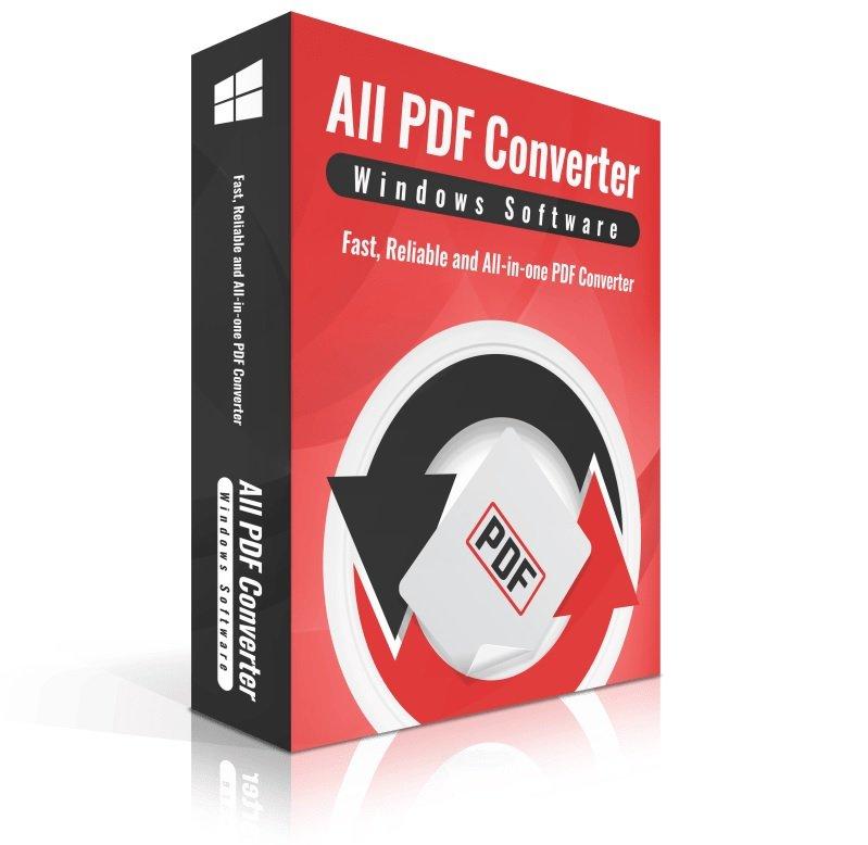 برنامج تحويل ملفات بى دى إف   All PDF Converter Pro