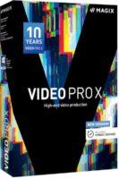برنامج مونتاج وتحرير الفيديو 2019 | MAGIX Video Pro X10 16.0.2.306