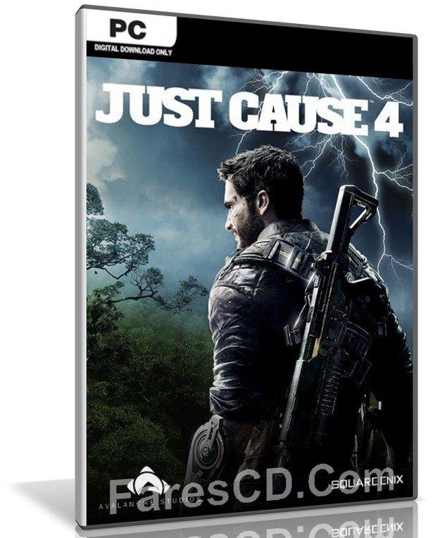 لعبة الأكشن المنتظرة | Just Cause 4 Day One Edition