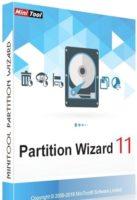 اسطوانة تقسيم وصيانة الهارديسك | MiniTool Partition Wizard 11.0.1 Technician WinPE ISO