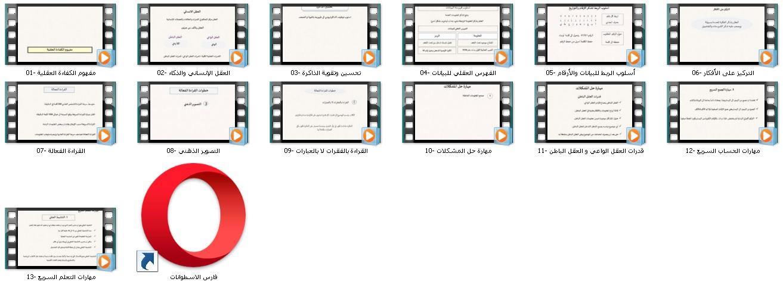 كورس تطوير الكفاءة والمهارات العقلية | فيديو عربى من يوديمى