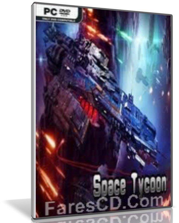 لعبة حرب الفضاء الإستراتيجية | Space Tycoon